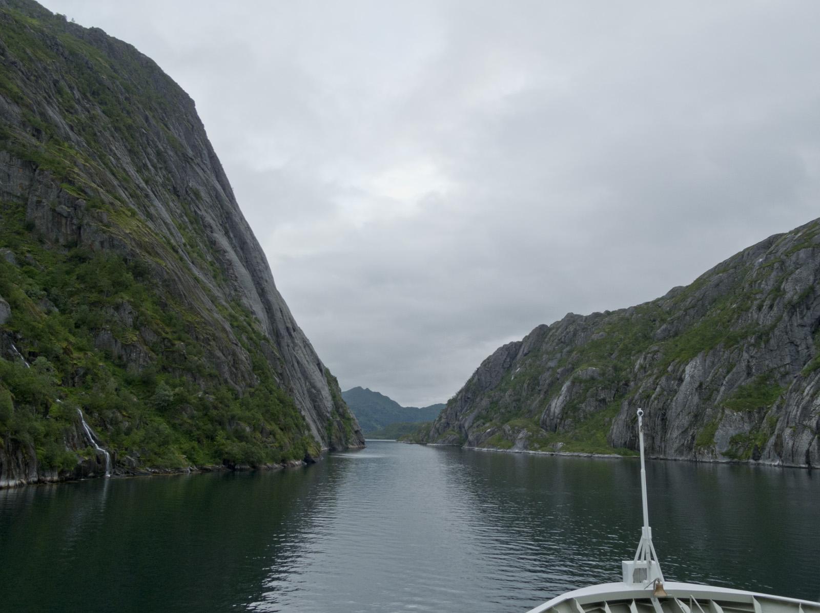 Trollfjord, Namenspatron unseres Schiffes