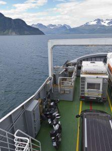 Über den Olderfjord